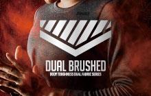 2018AW DUAL BRUSHED(デュアル ブラッシュド)